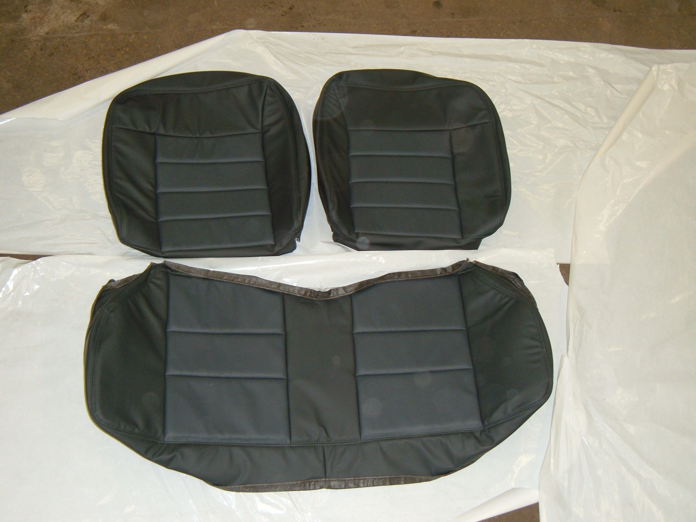 SVO Leather Rears